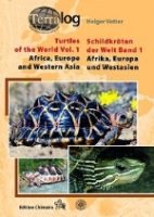 Vette et al: Schildkröten der Welt - Turtles of the World Band 1: Afrika, Europa, Westasien