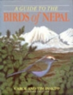 Inskipp : A Guide to the Birds of Nepal :