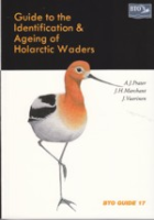 Prater, Marchant, Vuorinen : Guide to the Identification and Ageing of Holarctic Waders : BTO Guide 17