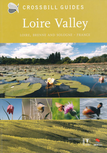 Hilbers: Crossbill Guide Loire Valley - Loire, Brenne and Sologne