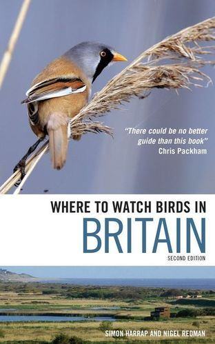 Harrap, Redman: Where to Watch Birds in Britain