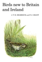 Sharrock : Birds New to Britain and Ireland :