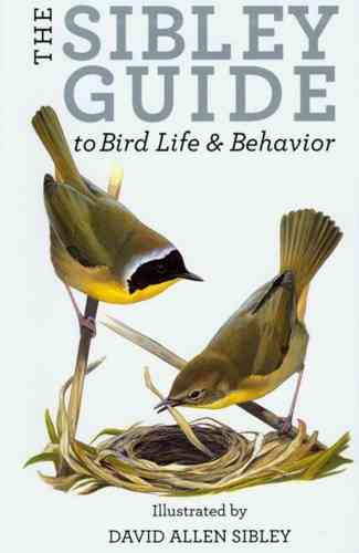 Sibley: The Sibley Guide to Bird Life and Behaviour - A Companion to The North American Bird Guide