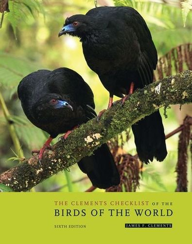 Clements, Fitzpatrick: The Clements Checklist of the Birds of the World