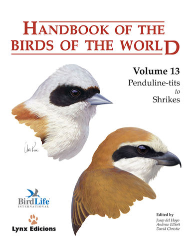 Hoyo, del; Elliott, Christie (Hrsg.): Handbook of the Birds of the World, Volume 13