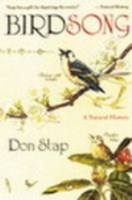 Stap : Birdsong : A Natural History