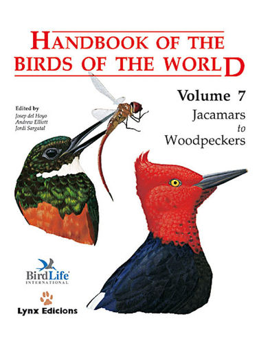 Hoyo, del (Hrsg.) : Handbook of the Birds of the World, Volume  7