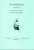 Ruge, Spitznagl, Südbeck (Hrsg.) : Proceedings of the International Woodpecker Symposium : Supplement 1, Vol. 12 Tichodroma