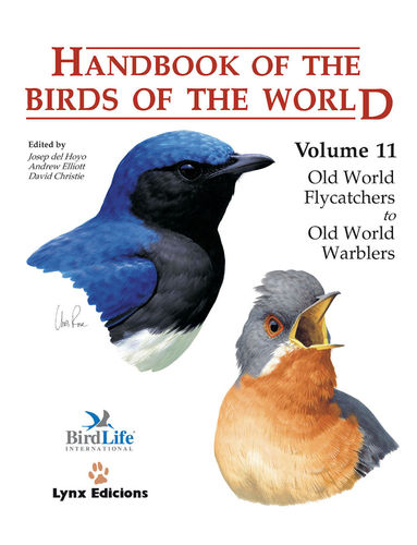 Hoyo, del (Hrsg.): Handbook of the Birds of the World  Vol. 11