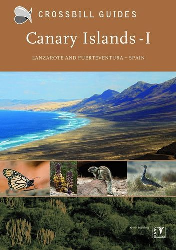 Hilbers, Woutersen: The Nature Guide to the Canary Islands, Volume 1 - Lanzarote and Fuerteventure