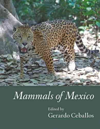 Ceballos: Mammals of Mexico - The most comprehensive reference on Mexico's diverse mammalian fauna