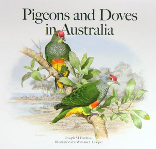 Forshaw, Cooper: Pigeons and Doves in Australia
