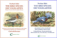 The Bird Species - Die Vogelarten  (page in English)