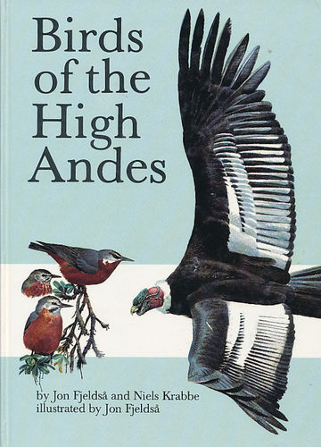 Fleldsa: Birds of the High Andes
