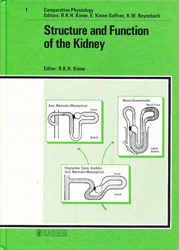 Kinne (Hrsg.): Structure and Function of the Kidney