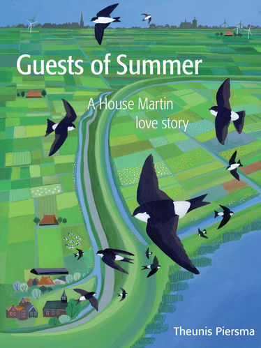 Piersma: Guests of Summer - A House Martin Love Story