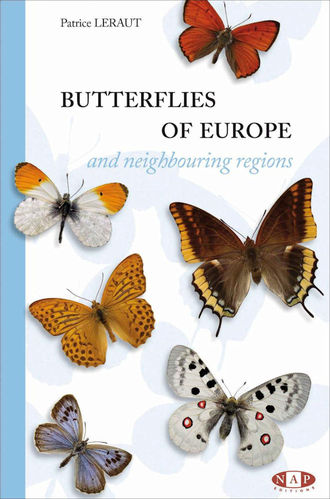 Leraut: Butterflies of Europe and neighbouring regions