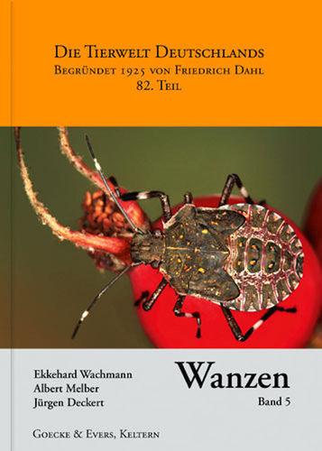 Wachmann, Melber, Deckert: Wanzen, Bd 5. - Supplementband