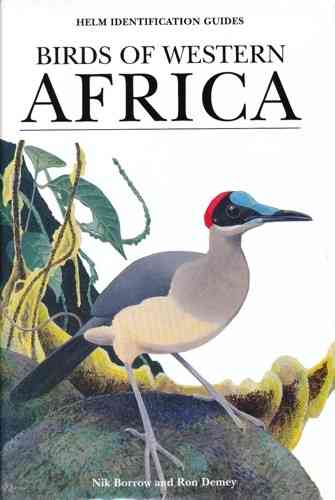 Borrow : Birds of Western Africa