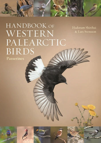 Shirihai, Svensson: Handbook of Western Palearctic Birds - Passerines