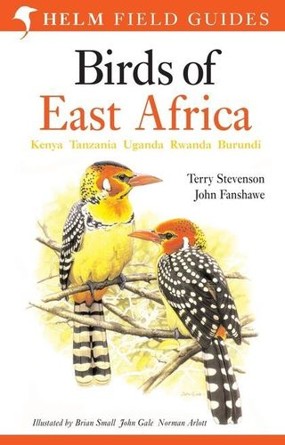Stevenson, Fanshawe: Field Guide to the Birds of East Africa