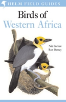 Borrow, Demey  Field Guide to the Birds of Western Africa