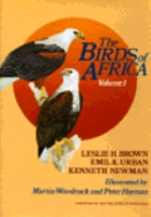 Brown, Urban, Newman (Hrsg.): The Birds of Africa : Volume I: Ostriches to Birds of Prey