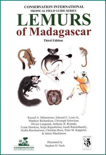 Mittermeier, Louis: Lemurs of Madagascar