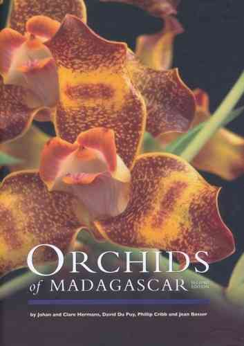 Hermans, Du Puy, Cribb, Bosser: The Orchids of Madagascar