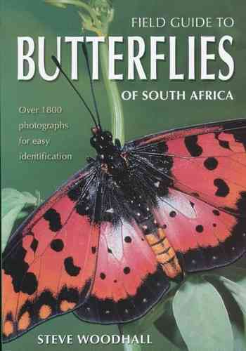 Woodhall: Field Guide to Butterflies of South Africa