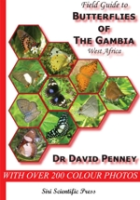 Penney : Field Guide to Butterflies of The Gambia, West Africa :