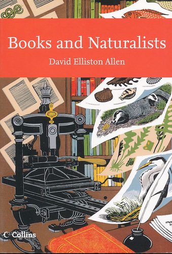 Allen: Books and Naturalists