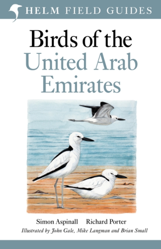 Aspinall, Porter: Birds of the United Arab Emirates
