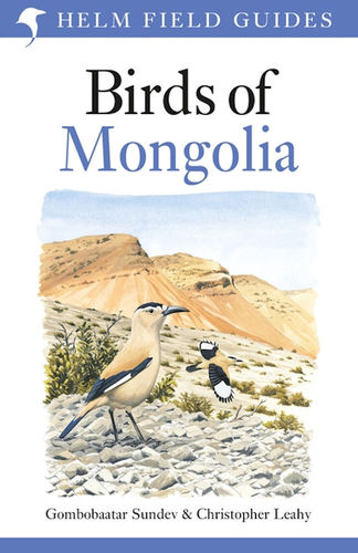 Sundev, Leahy: Birds of Mongolia