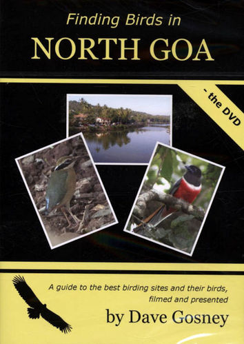Gosney: Finding Birds in North Goa - the DVD