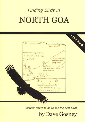 Gosney: Finding Birds in North Goa -  the book