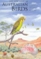 Barrett, Silcocks, Barry, Cunningham, Poulter : The New Atlas of Australian Birds :