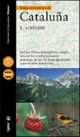 Wildlife Travel Maps of Spain : Cataluna : Complete map and detailed guide for the 15 most interesting areas of natural beauty