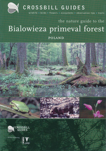 Hilbers: The Nature Guide to the Bialowieza primeval forest - Poland