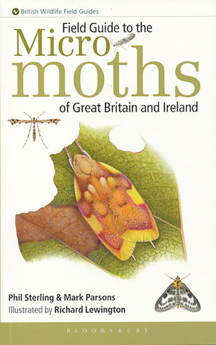 Sterling, Parsons, Illustr.: Lewington: Micro Moths of Great Britain and Ireland