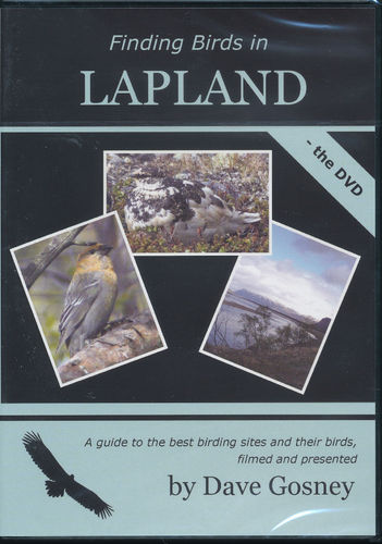 Gosney: Finding Birds in Lapland - the DVD