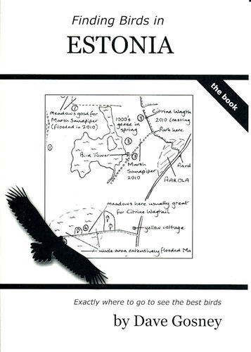 Gosney: Finding Birds in Estonia - the book