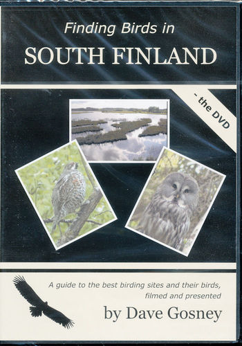 Gosney: Finding Birds in South Finland - the DVD