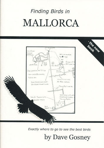 Gosney: Finding Birds in Mallorca - the book