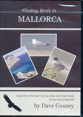 Gosney: Finding Birds in Mallorca - the DVD