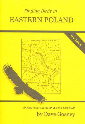 Gosney: Finding Birds in Eastern Poland - the book