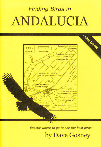 Gosney: Finding Birds in Andalucia