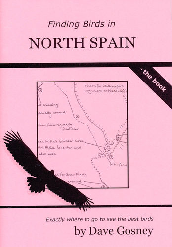 Gosney: Finding Birds in North Spain