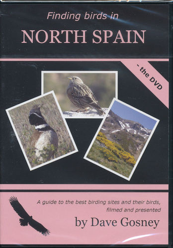Gosney: Finding Birds in North Spain - the DVD