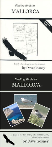 Gosney: Finding Birds in Mallorca - Set book + DVD
